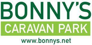 Bonnys Caravan Park Logo